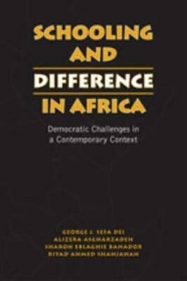 Schooling and Difference in Africa als Buch (gebunden)