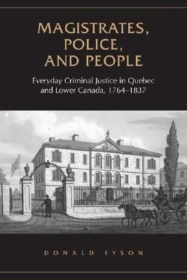 Magistrates, Police, and People als Buch (gebunden)