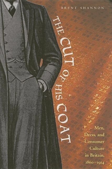 The Cut of His Coat als Buch (gebunden)