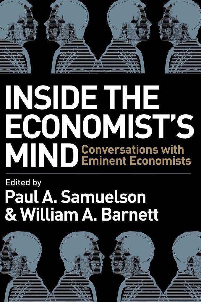 Inside the Economists Mind als Taschenbuch