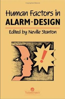 Human Factors in Alarm Design als Buch (gebunden)