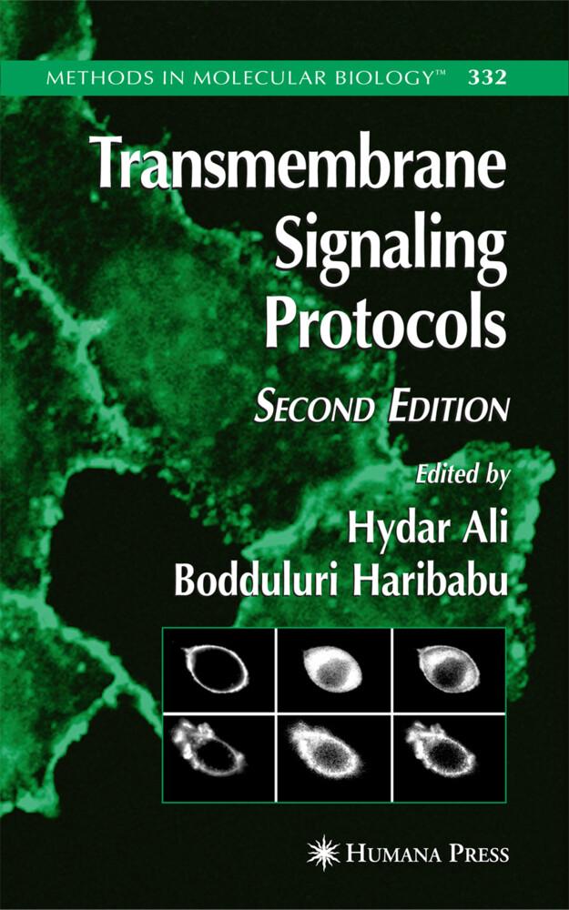 Transmembrane Signaling Protocols als Buch (gebunden)