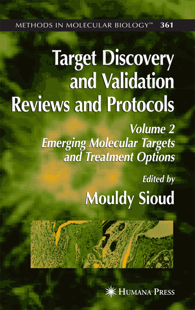 Target Discovery and Validation Reviews and Protocols als Buch (gebunden)