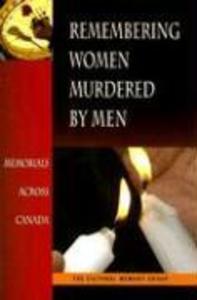 Remembering Women Murdered by Men als Taschenbuch