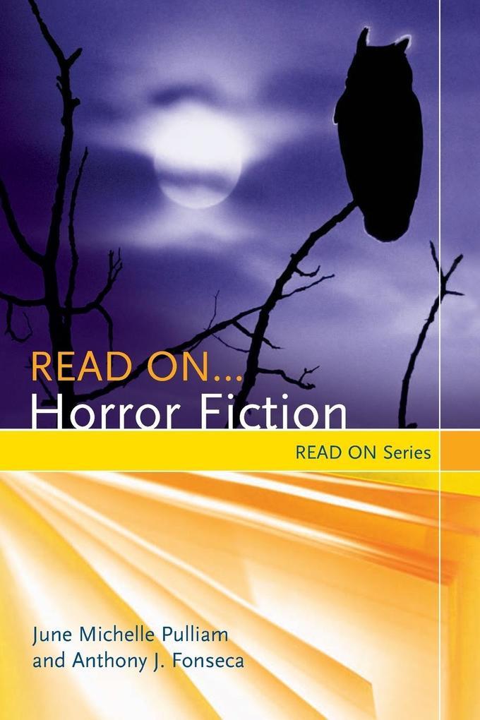 Read On...Horror Fiction als Taschenbuch