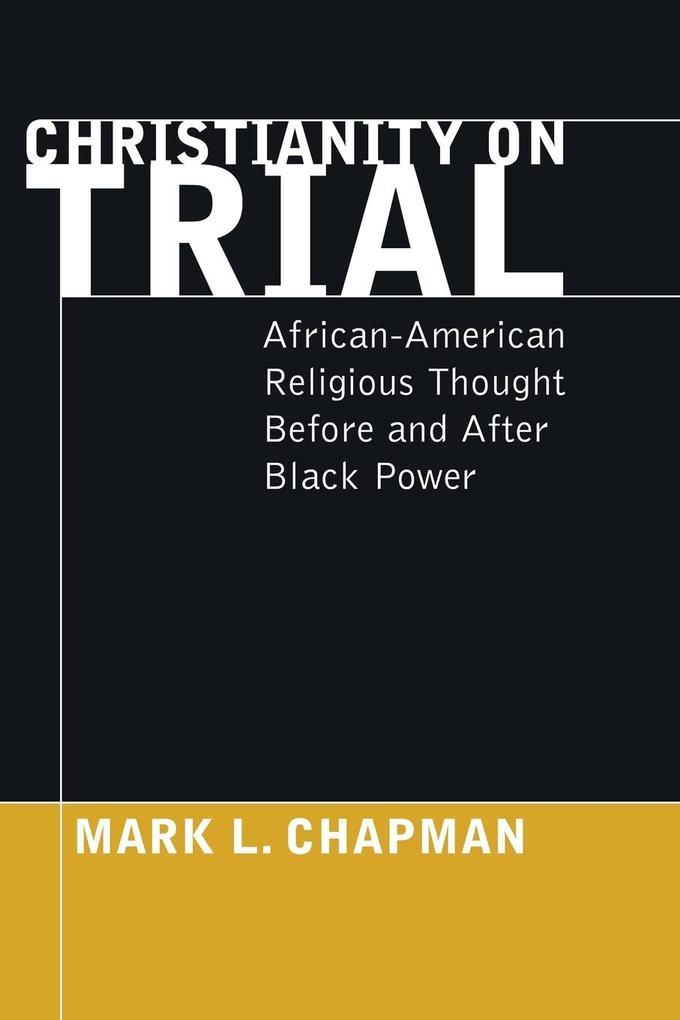 Christianity on Trial als Taschenbuch