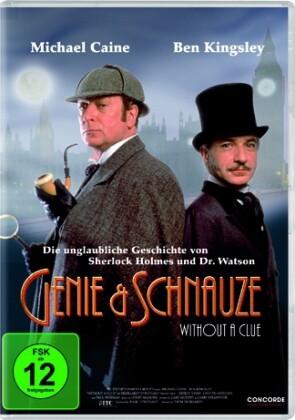 Genie & Schnauze als DVD