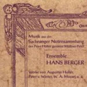 Vom Müllner-Peter bis Mozart als CD
