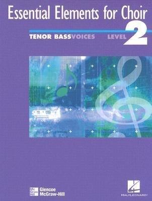Tenor Bass Voices, Level 2 als Taschenbuch