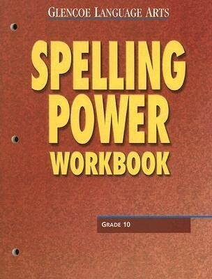 Spelling Power, Grade 10 als Taschenbuch
