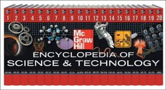 McGraw Hill Encyclopedia of Science & Technology als Buch (gebunden)