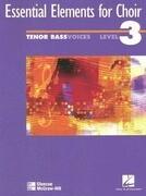 Tenor Bass Voices, Level 3