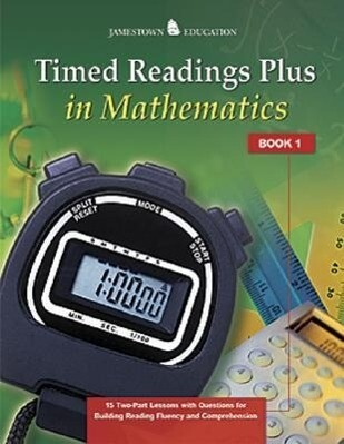 Timed Readings Plus in Mathematics: Book 1 als Taschenbuch