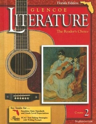 Glencoe Literature: The Reader's Choice: Course 2 als Buch (gebunden)