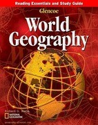 Glencoe World Geography Reading Essentials and Study Guide Student Workbook
