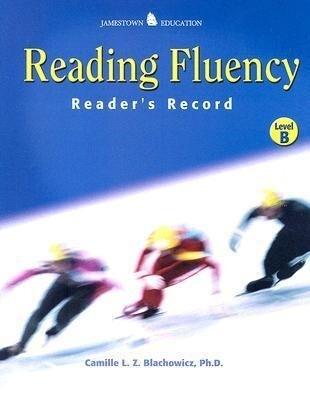 Reading Fluency, Reader's Record B als Taschenbuch