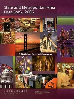 State and Metropolitan Area Data Book: A Statistical Abstract Supplement als Taschenbuch