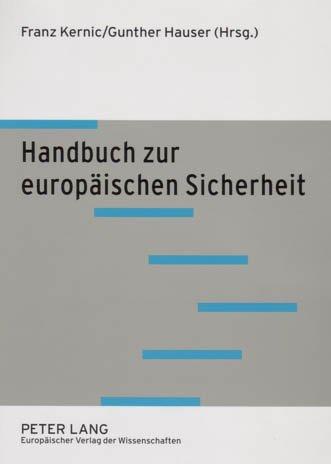Handbuch zur europäischen Sicherheit als Buch (kartoniert)