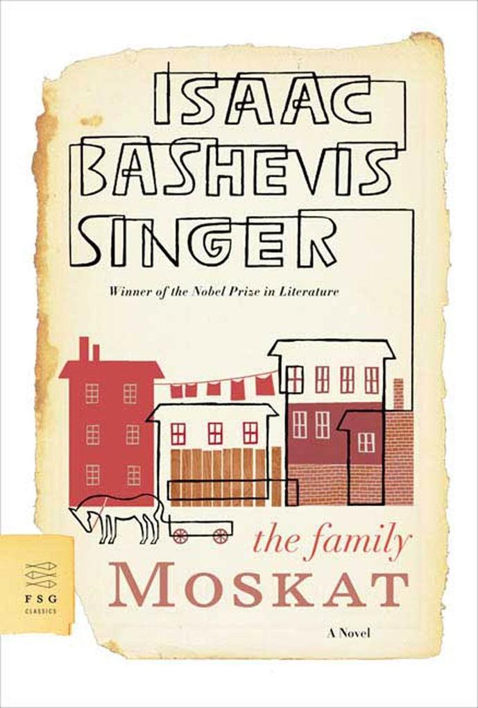 The Family Moskat als Taschenbuch
