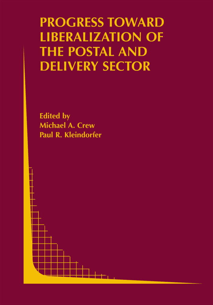 Progress toward Liberalization of the Postal and Delivery Sector als Buch (gebunden)