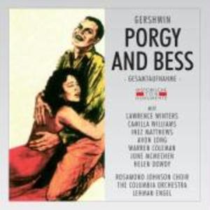 Porgy And Bess als CD