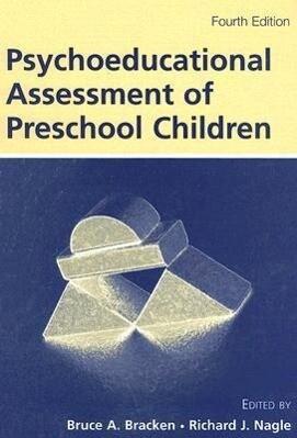 Psychoeducational Assessment of Preschool Children als Buch (gebunden)