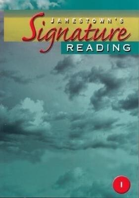 Jamestown's Signature Reading, Level I als Taschenbuch