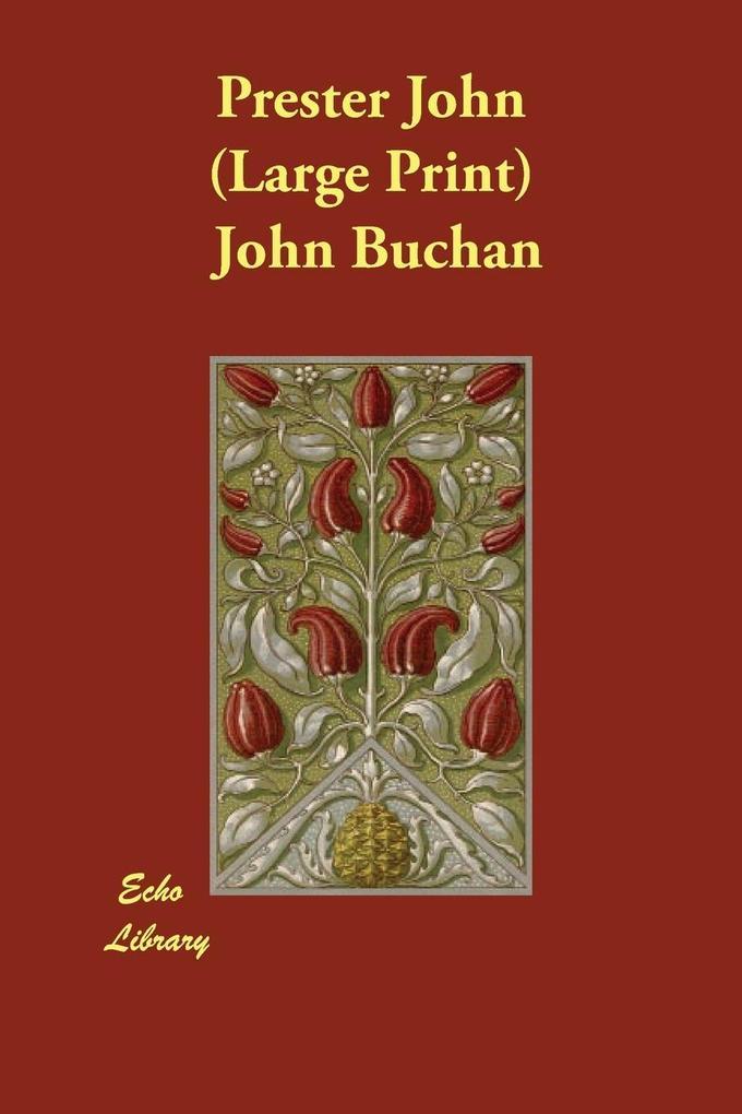 Prester John als Taschenbuch