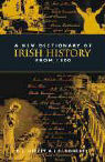 A New Dictionary of Irish History from 1800 als Taschenbuch