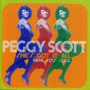 She's Got It All - Rare 70's Soul als CD