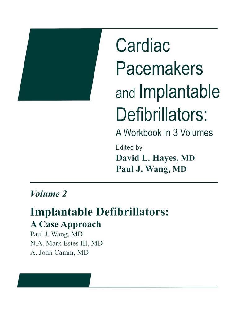 Cardiac Pacemakers V2 als Taschenbuch