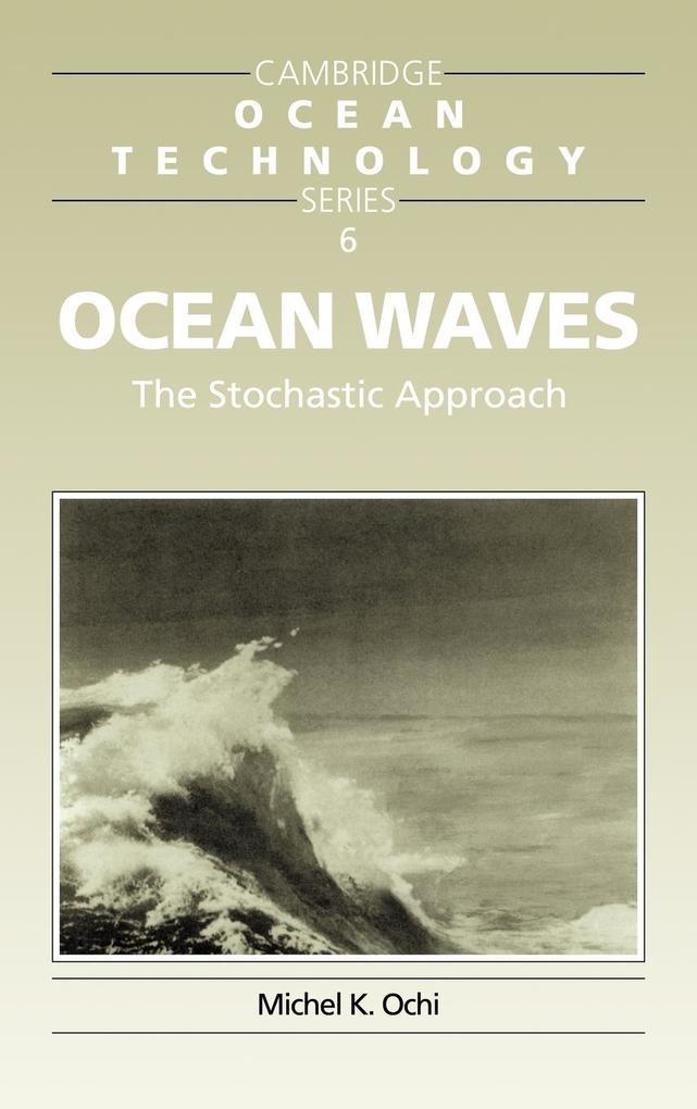 Ocean Waves als Buch (gebunden)
