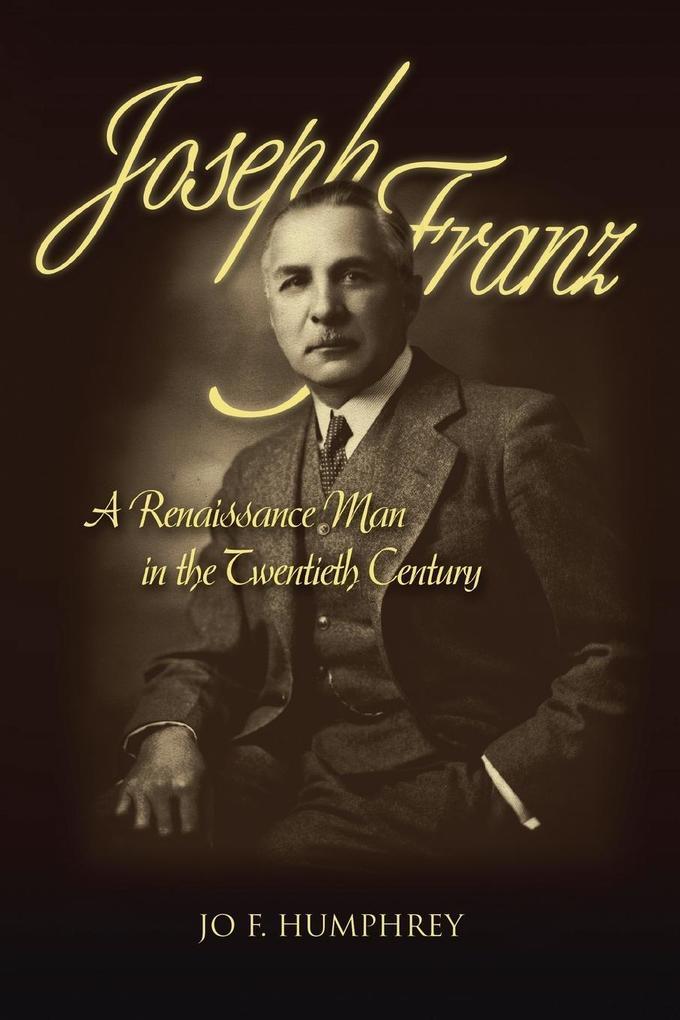 Joseph Franz als Taschenbuch