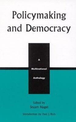 Policymaking and Democracy als Buch (gebunden)