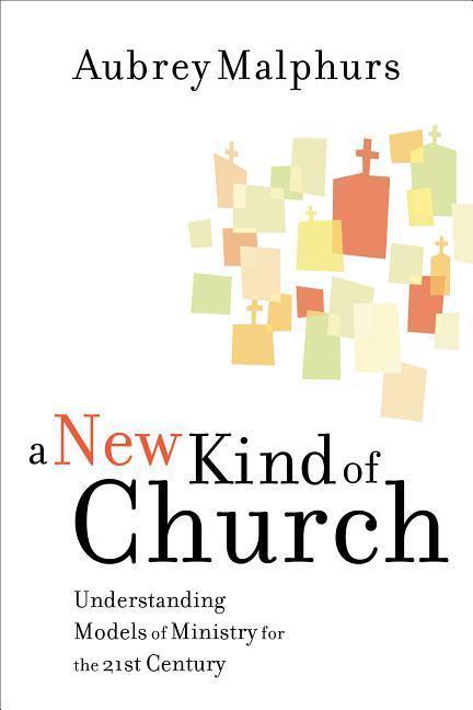 A New Kind of Church als Taschenbuch