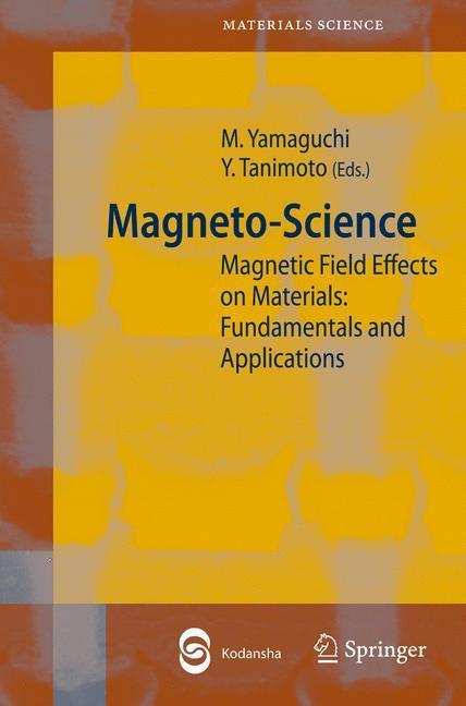 Magneto-Science als Buch (gebunden)
