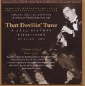 That Devilin Tune Vol.2 (1927-1934) als CD