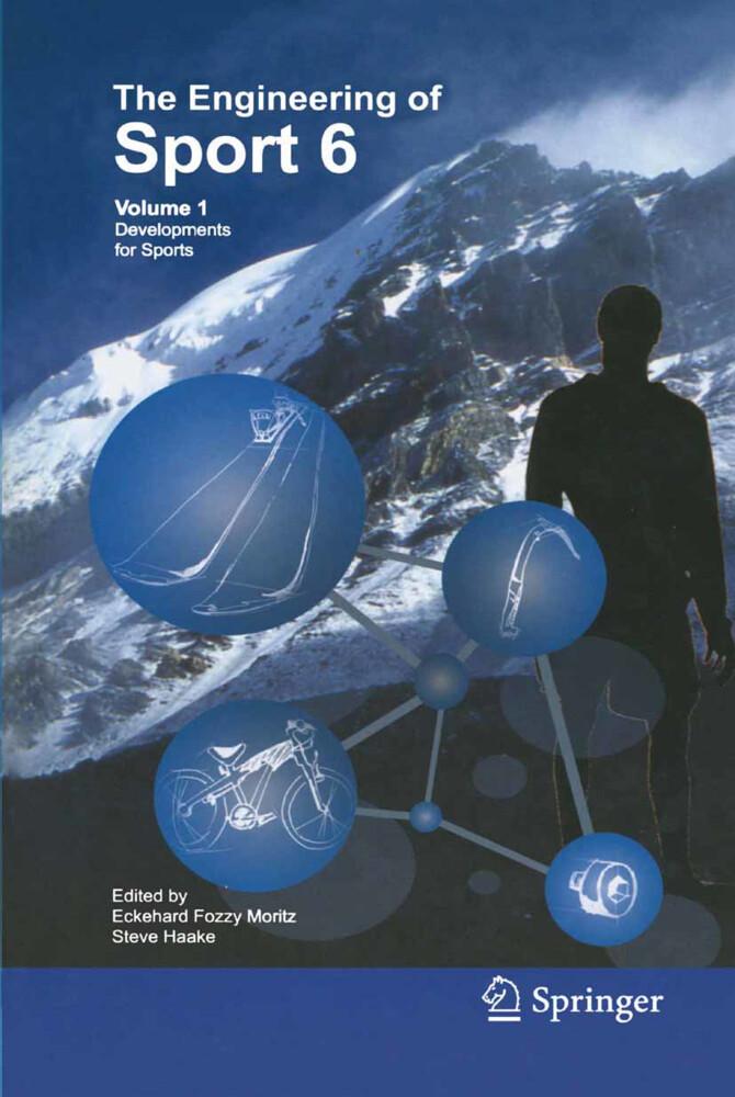 Engineering of Sport 6 als Buch (gebunden)