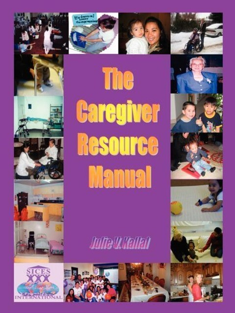 The Caregiver Resource Manual als Taschenbuch