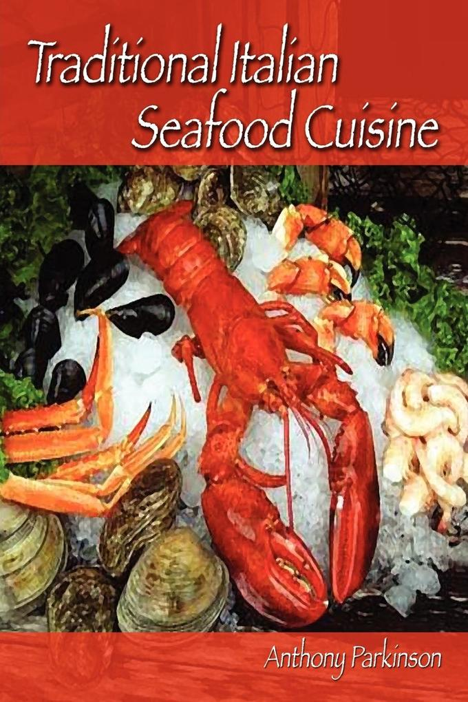 Traditional Italian Seafood Cuisine als Taschenbuch