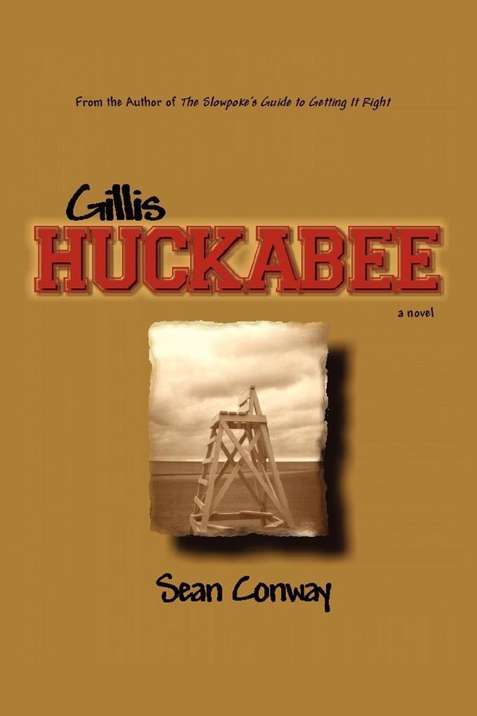 Gillis Huckabee als Taschenbuch