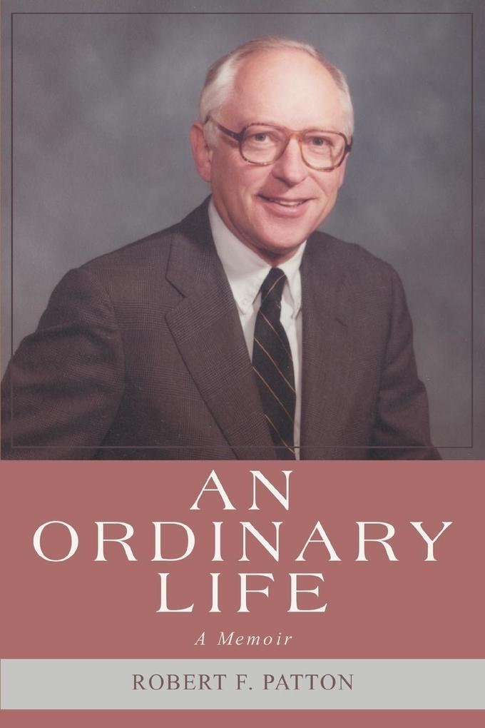 An Ordinary Life als Taschenbuch