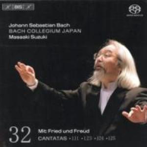 Sämtliche Kantaten Vol.32 als CD