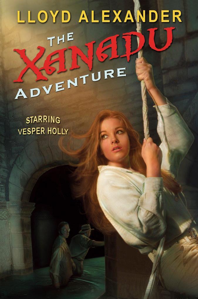 The Xanadu Adventure als Taschenbuch