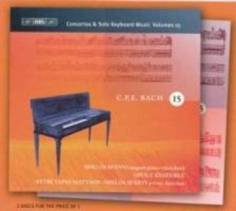 Klaviermusik Vol.15 als CD