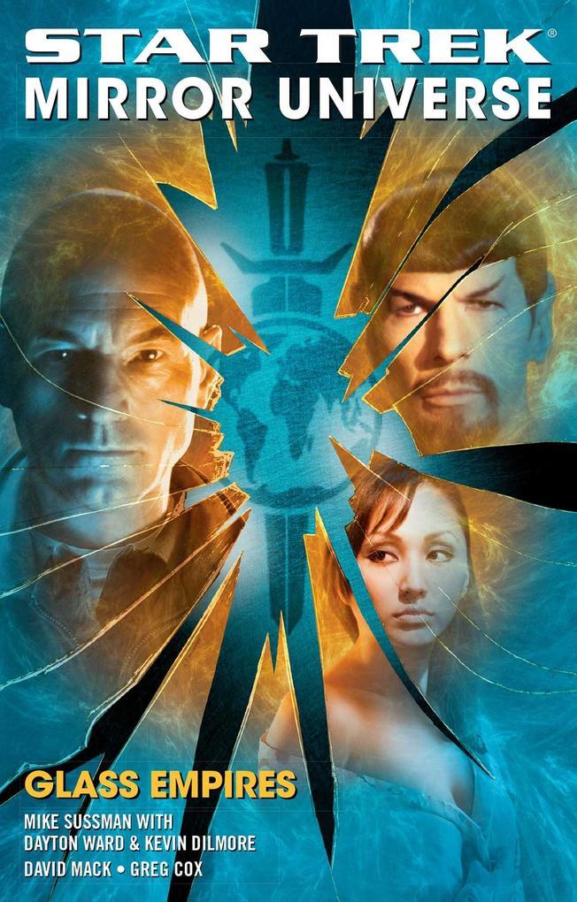 Star Trek: Mirror Universe: Glass Empires als Taschenbuch