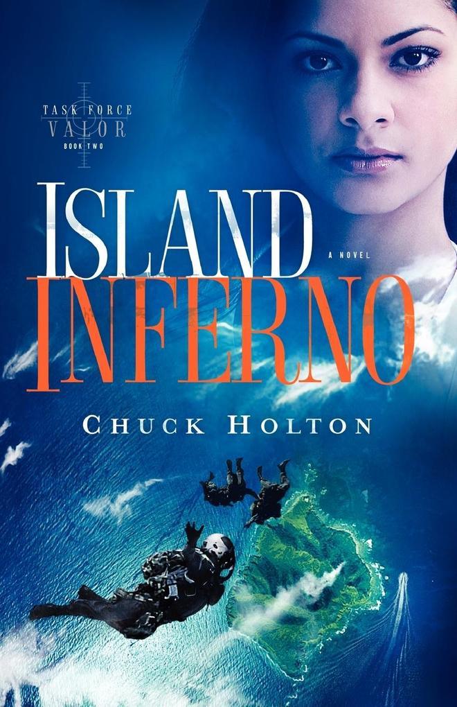 Island Inferno als Taschenbuch