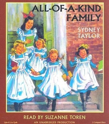All-Of-A-Kind Family als Hörbuch CD
