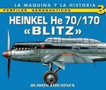 Heinkel He 70/170 OBlitz' als Taschenbuch