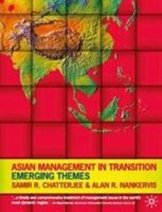Asian Management in Transition als Buch (kartoniert)
